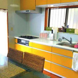 キッチン加工済み